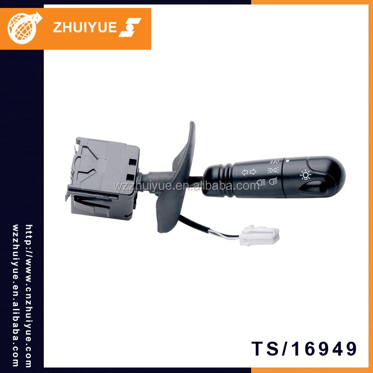 ZHUIYUE Hot Sale 96242526 Spare Parts Car Turn Signal Switch For GM Spark / DAEWOO