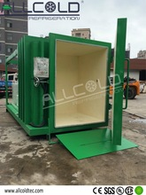 Fresh Produces/Vegetables/Flowers Vacuum Cooling Machine(1Pallet/Cycle to 24Pallets/Cycle)