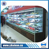 fan cooling commercial open chiller for dairy