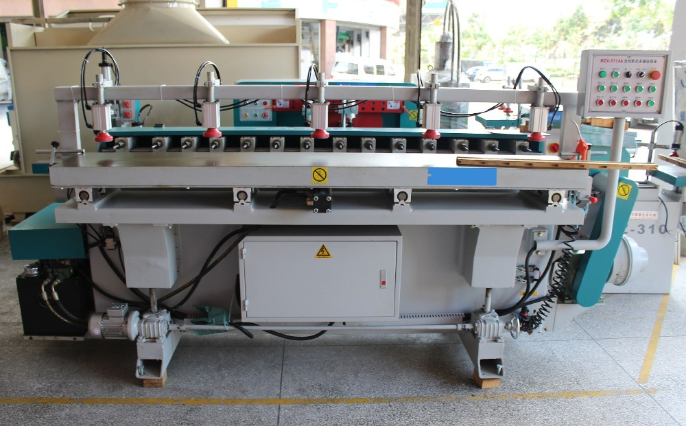 Pneumatic multi-axis drilling and milling machine