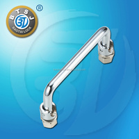 2015 new stainless steel door pull handle, iron door handle, pull door handle