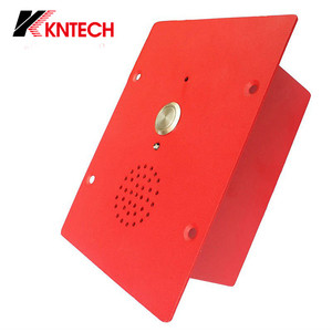 Auto Dial Elevator Phone Flush-mount Telephones Security System knzd-11