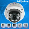 HIQ-5650 8-Megapixel 4K Ultra HD Outdoor Vandalproof IP Camera