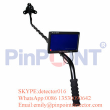 Under Vehicle Inspection System Digital Car Side Bomb Search Camera V3S with storage image function.