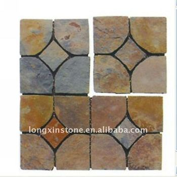 Building Material Mesh Floor Tile