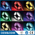 12/24V Flexible RBG High Bright Non-waterproof SMD5050 Led Strip Light Grow