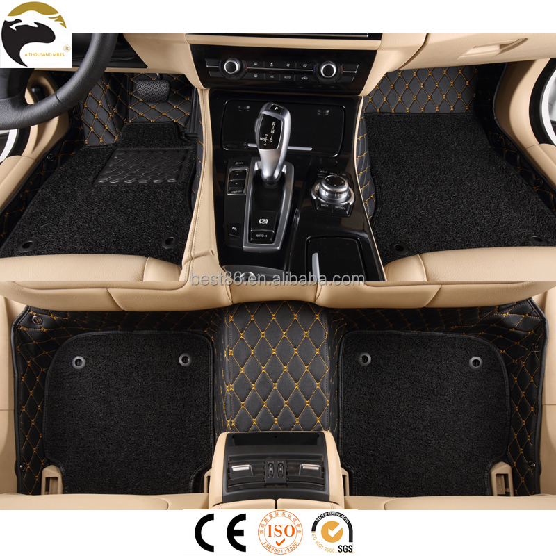 Wholesale waterproof car kick mat
