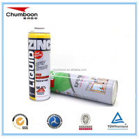 Filling aerosol paint in spray tin can OEM Chumboon