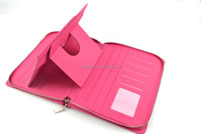 rotating display case/360 degree rotate for ipad case/custom rotating case for ipad