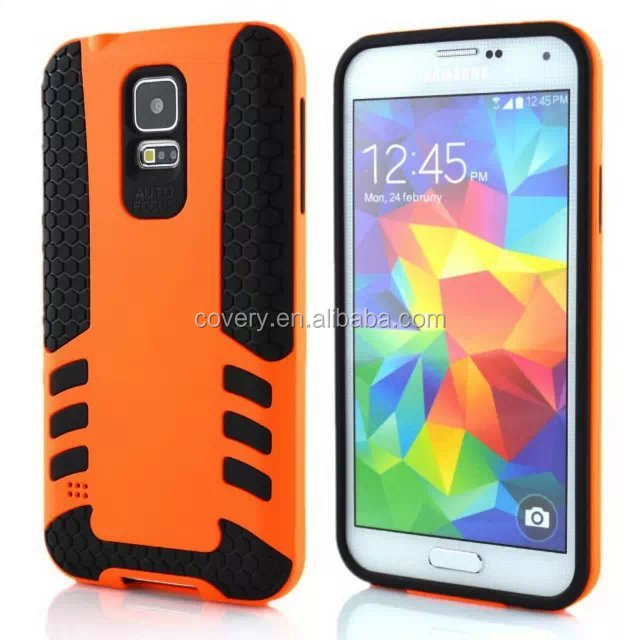 For Samsung Galaxy S5 i9600 Phone Holder Stand Cover