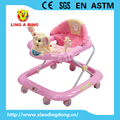 Popular Plastic european standard Baby Walker with music and light