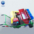 5.5HP gasoline engine driven esay operation garlic seeding machine and sowing machine