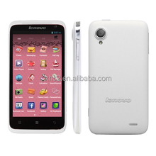 China wholesale Lenovo S720 4GB 4.5 inch IPS screen Multi-touch Screen Android 4.0 cheap brand smartphone