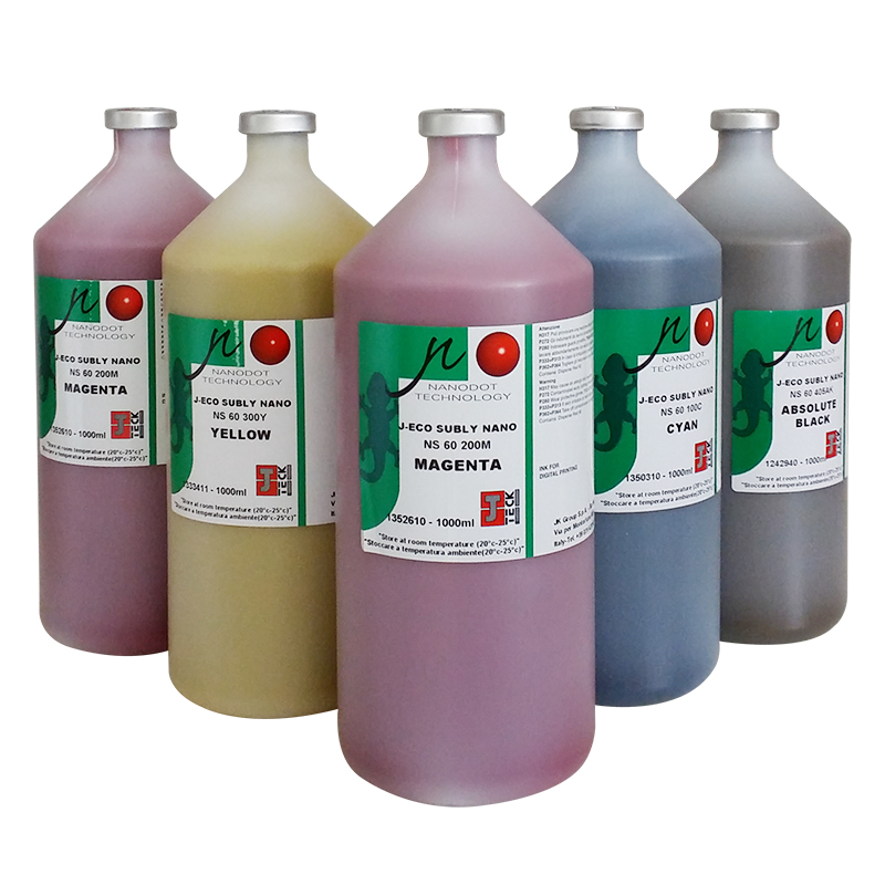 italy Jteck original sublimation ink