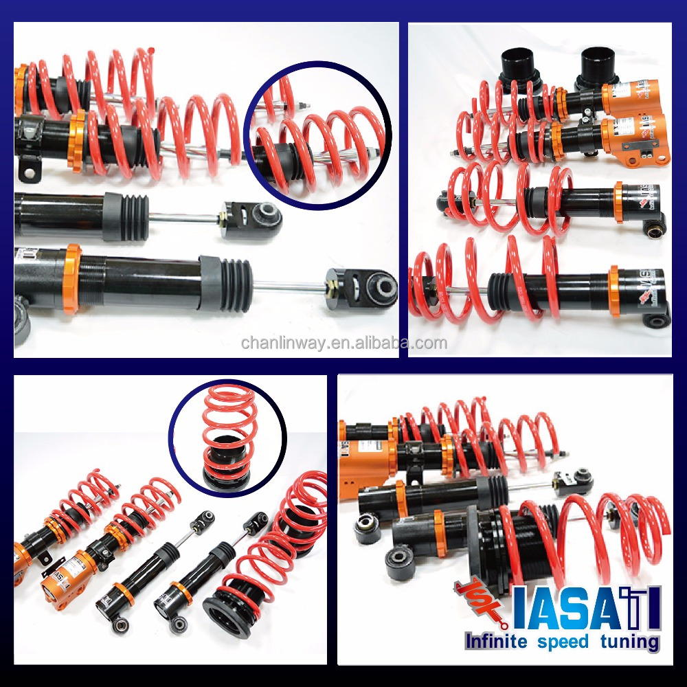 Shocks and Struts, Complete Strut Assembly Suspension System for Honda ACCORD CL9 (USA) <strong>K11</strong>