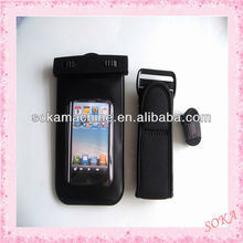 with armband phone pouch/waterproof pouch for phone