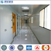 Insulation Weather Proof and Fireproof Clean Room Sandwich Wall Panel for New Green House