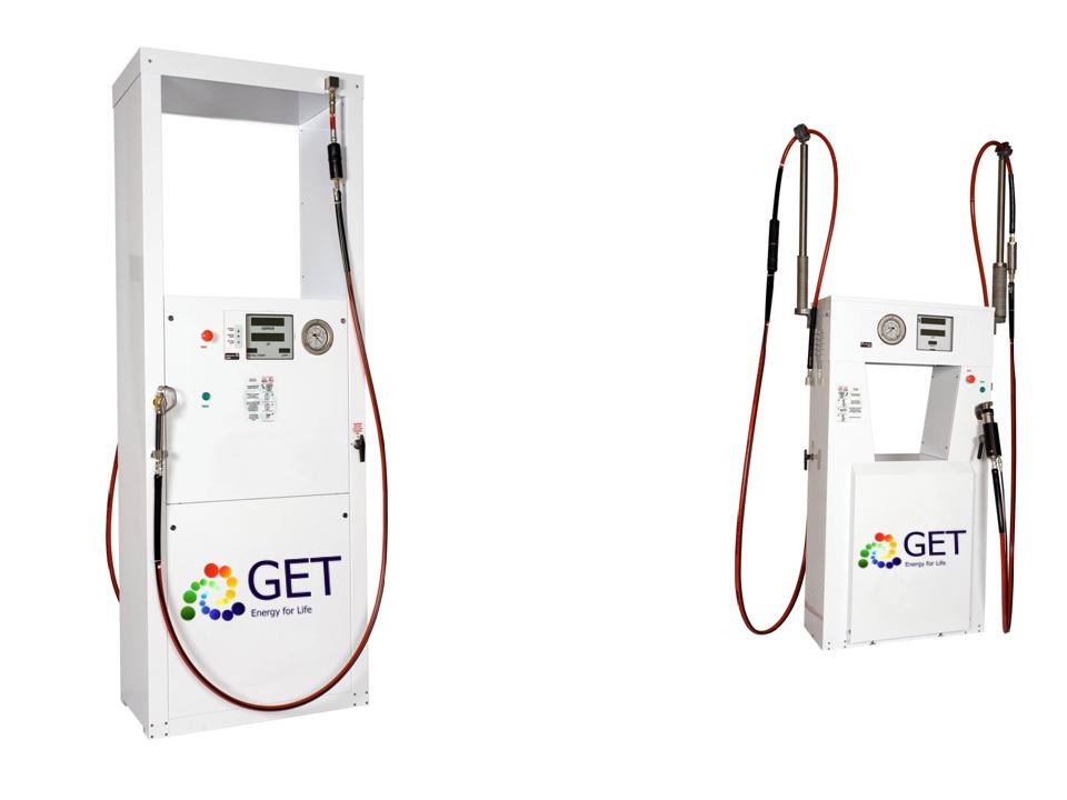 Single Hose/ Dual Hose CNG Dispenser