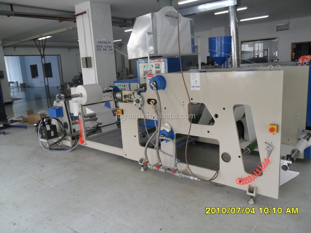 wax coating machine for greaseproof paper/KFC packing paper/MacDonald packing paper