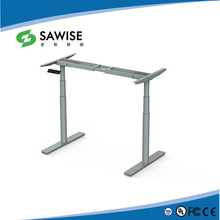 2 lifting column electric standing table leg height adjuster