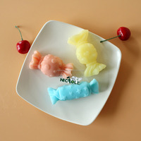 Silicone rubber lovely sugar soap mould toy soap moulds H0041