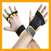 Neoprene Hand Grip Pads Crossfit Weightlifting Gloves