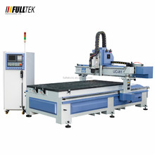 cnc wood working machine UC481 with auto tool changer
