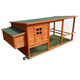 Wooden Pigeon Chicken Coop With Nesting Box DFC027