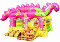 small dinosaur inflatable bouncer jumper (Immanuel)