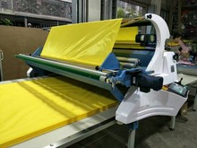 industry apparel knit garments 1.9m fabric spreading machine