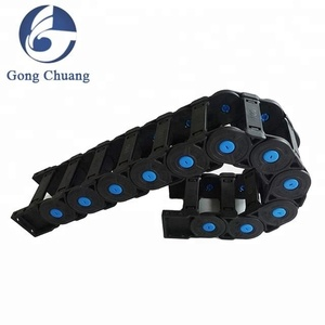china supplier flexible cable carriage chain cable tray