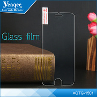 Veaqee Wholesale anti-scratch screen guard for mobile clear tempered glass film for iphone 6 waterproof tempered glass screen pr