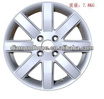 ZW-AU-809 steel wheels rim 5x112, car alloy wheel rim 16'' 17'' 18'' 19'', wheel rims for sale
