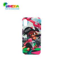 3d sublimation full size phone cover matte case for iphone X