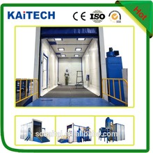 Industrial Shot Blasting Room / Sand Blasting Booth For Sale/Sandblaster