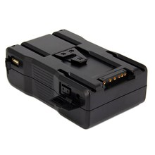 Rechargeable V Lock Battery For Sony Camcorder V Mount Power Supply BP-150W Battery