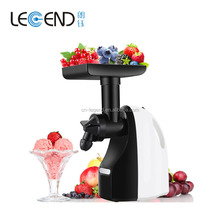 3 In 1 Fruit ice cream maker salad maker slow auger juicer