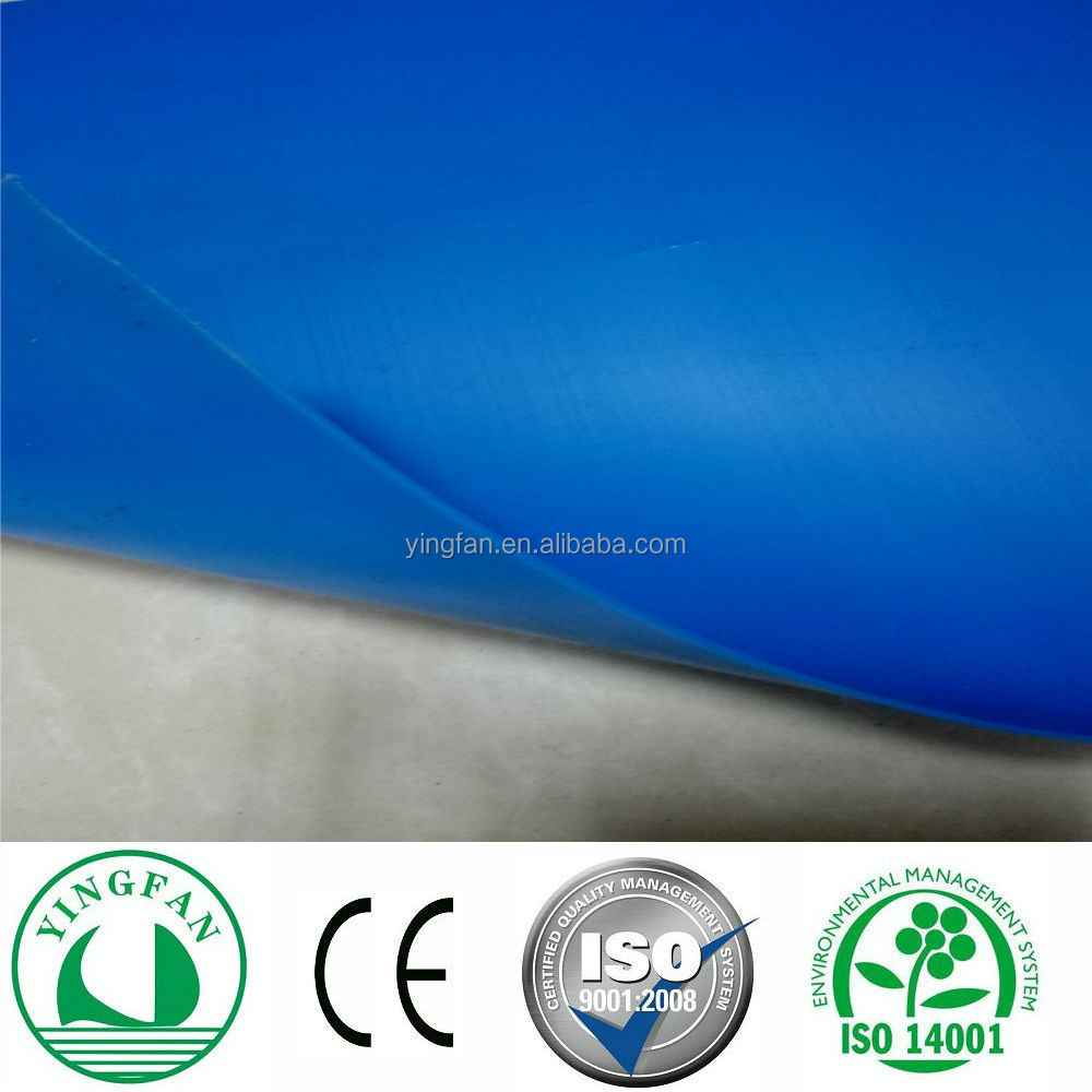 HDPE Material Swimming Pool Plastic Roof Liner