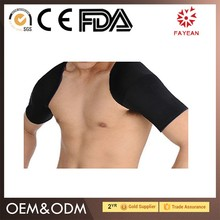 Free sample Single shoulder brace shoulder support football shoulder pad