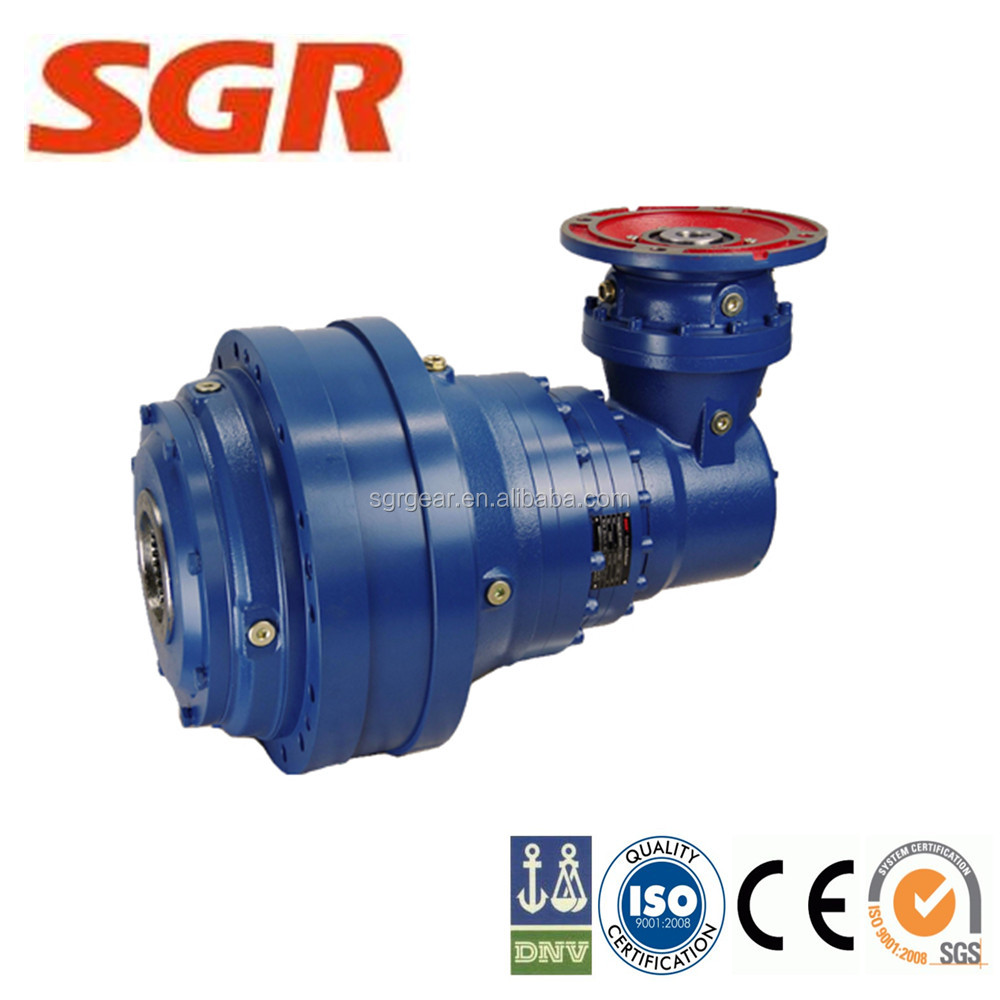 windmill Bevel Planetary Gearbox