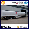 petroleum oil trailer for sale oil tanker trailer 42000-65000L