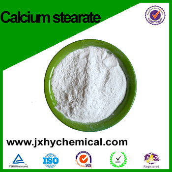 Non-toxic Calcium Stearate for rubber processing CAS NO:1592-23-0
