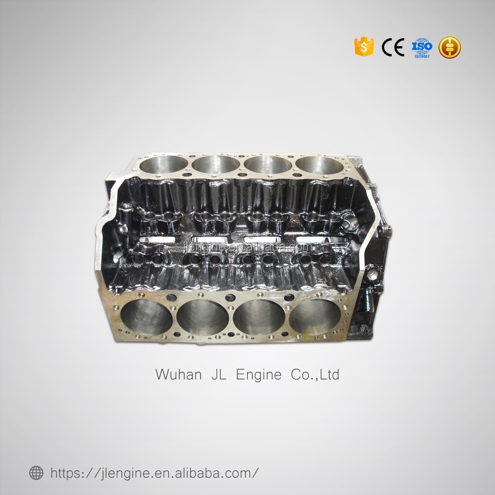 V8 Engine Parts GM350 Cylinder Block