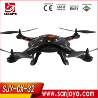 CX-32 quad copter q4 Remotely control aircraft 3D flips and rolls Hand throw rc quadcopter DRONE
