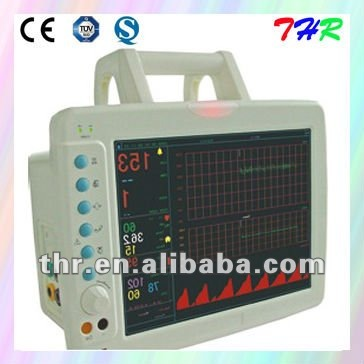 THR-PM-2000 Hospital Portable Patient Monitor (Mother/Fetus Monitor)