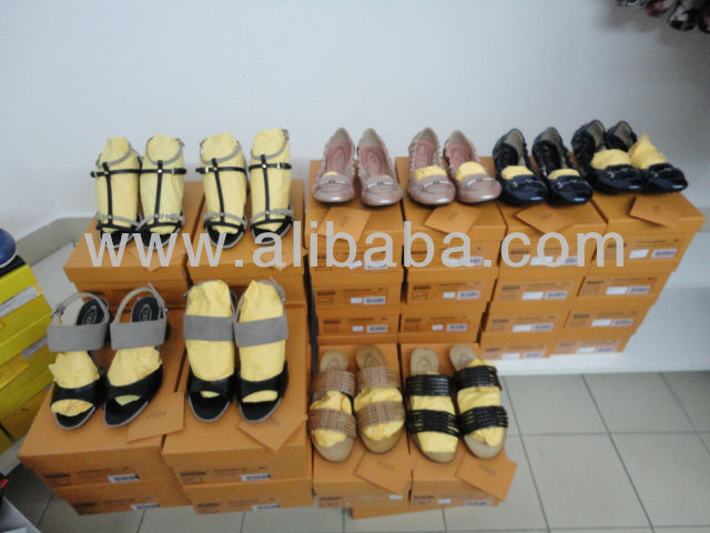 Famous Brands' ladies' shoes in stock