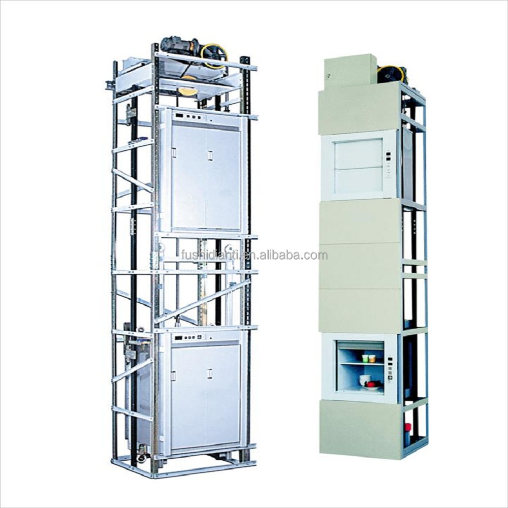 manufacturing dumbwaiter goods service lift to delivery goods dumb waiter