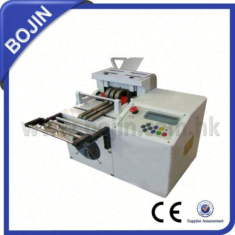 flexible pvc cable protection tube cutting machines