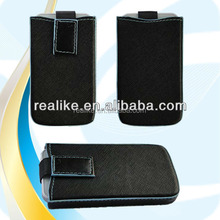 free sample leather wallet case cover for blackberry z30