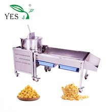 Electric model caramel popcorn machine